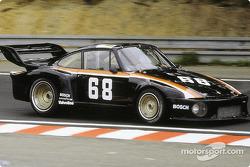 #68 Interscope Racing Porsche 935: Ted Field, Milt Minter, John Morton