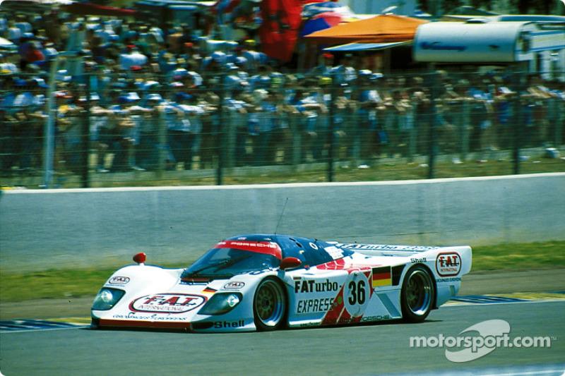 1994: Dauer Porsche 962 Le Mans