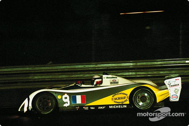 #9 Welter Racing WR LM94: William David, Jean-Bernard Bouvet, Richard Balandra