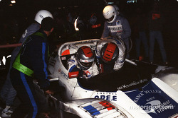 Driver change for Mario Andretti and Michael Andretti