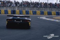 #52 DAMS Panoz GTR1: Franck Lagorce, Éric Bernard, Jean-Christophe Boullion