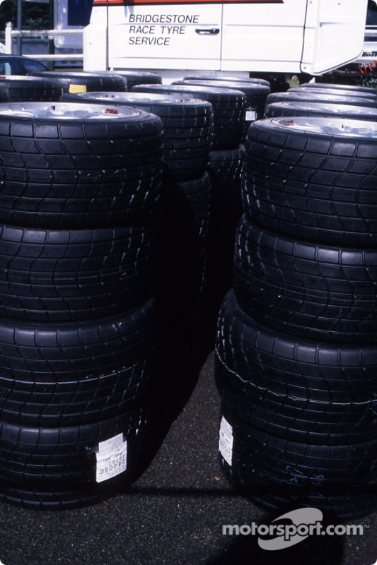 Bridgestone rain tires