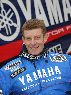 Yamaha Motor France: David Frétigné