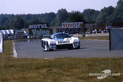 #34 Kreepy Krauly Racing March 84G Porsche: Christian Danner, Graham Duxbury, Almo Coppelli