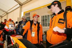 Marc Coma and Jordi Arcarons