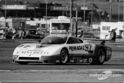 #97 Whitehall Fiero GTP: Jean-Louis Ricci, Olindo Iacobelli, Claude Ballot-Léna
