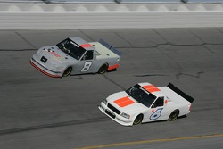 Chase Montgomery and David Ragan