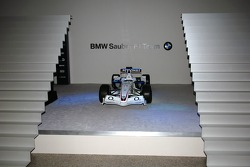The new BMW Sauber F1.06 is launched