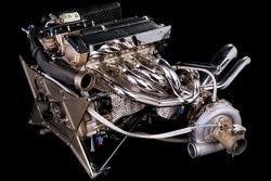 BMW M12/13 Formel-1-Turbomotor 1983, Weltmeister im Brabham BT52 mit Nelson Piquet