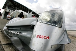 Nose of the Audi R10