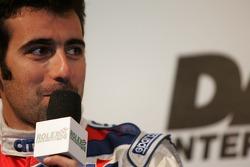 CITGO Racing press conference: Dario Franchitti