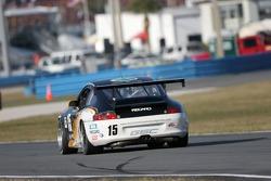 #15 Autometrics Motorsports Porsche GT3 Cup: Patrick Small, Mac McGehee, Tory Herring, Bill Martin, Cory Friedman