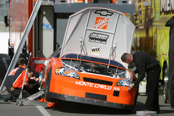 Home Depot Chevy crew members at work