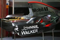 Bodywork of the McLaren MP4-21