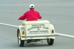 Vintage Auto Club of Southern California service vehicle
