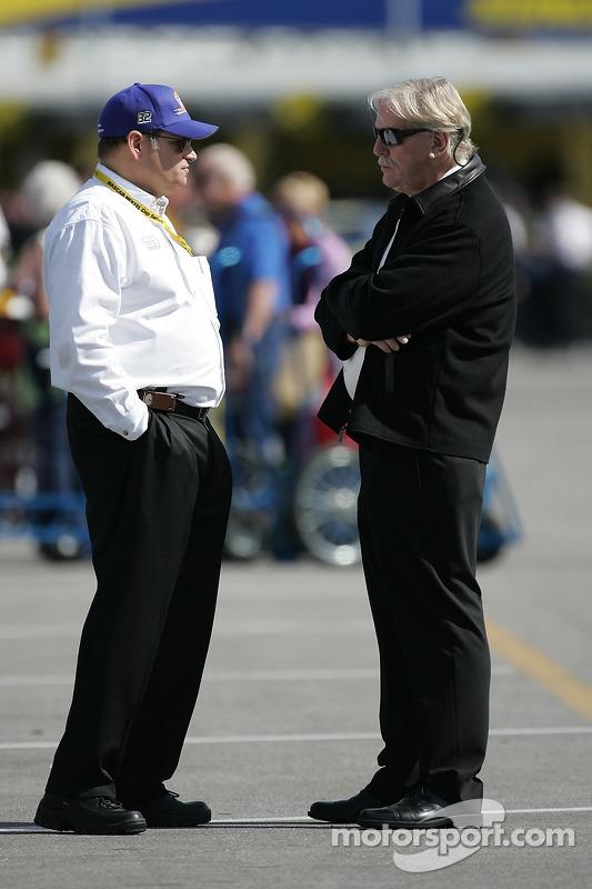 Cal Wells III et Robert Yates