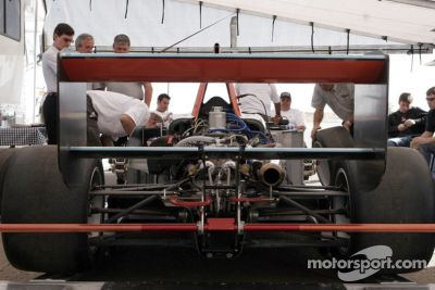 Présentation de la ChampCar Atlantic 2006