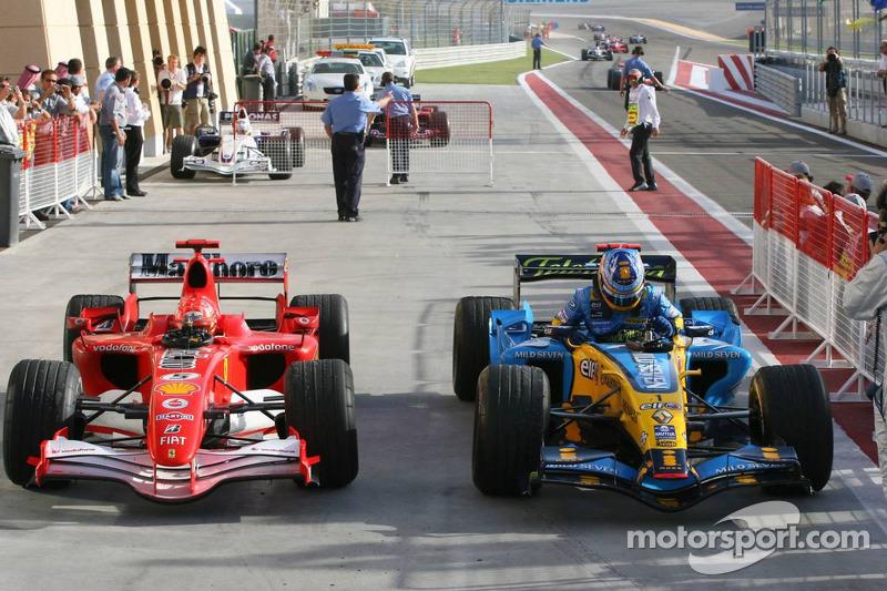 2006 Bahreini GP - Ferrari 248 F1