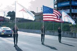 A1GP Flag Girls