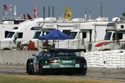 #009 Aston Martin Racing Aston Martin DB9: Jason Bright, Pedro Lamy, Stephane Sarrazin