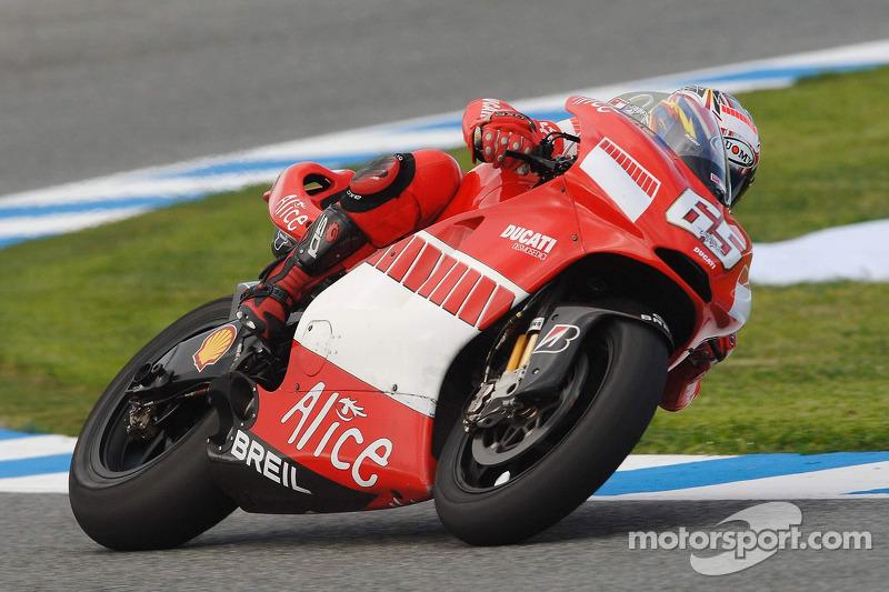 2006 Loris Capirossi (Ducati Desmosedici GP6)