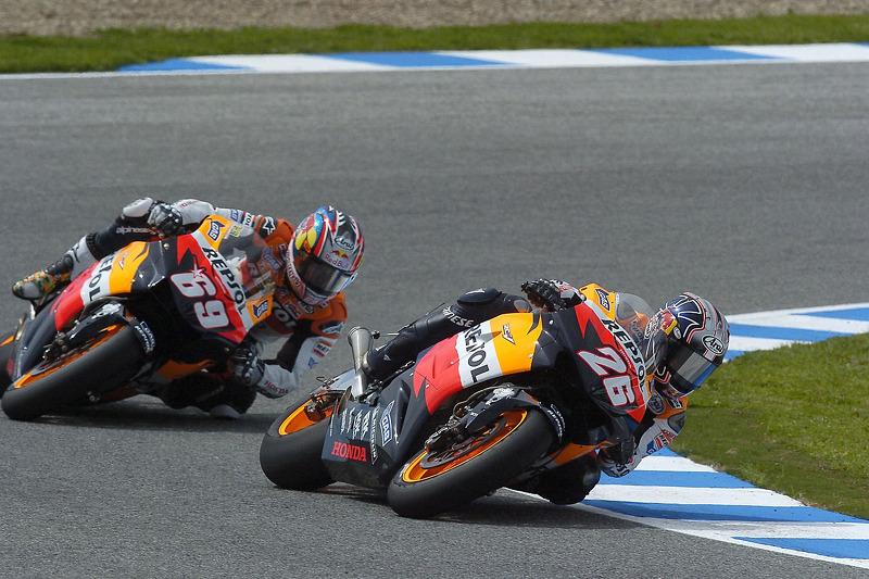 2006: Гран Прі Іспанії, дебют у MotoGP