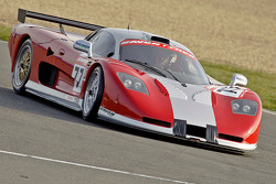 #77 Rollcentre Racing Mosler MT900R of Kevin Riley, Ian Flux