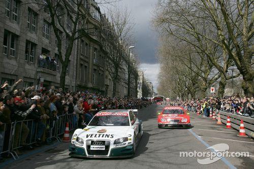 Presentación del DTM 2006, Dusseldorf
