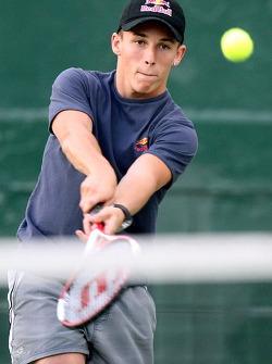 Pitstop tennis Pro-Am charity event: Christian Klien