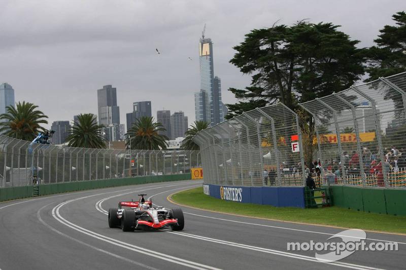Juan Pablo Montoya - GP da Australia 2006