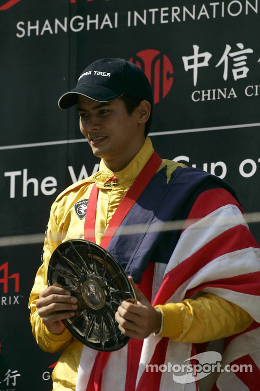 Alex Yoong (MAL), A1 team Malaysia