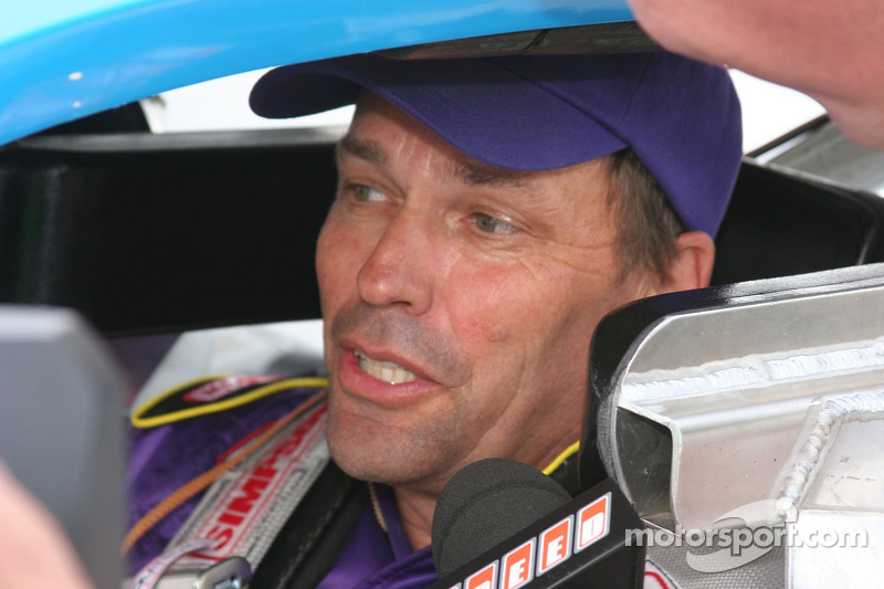 Ted Musgrave fait une interview