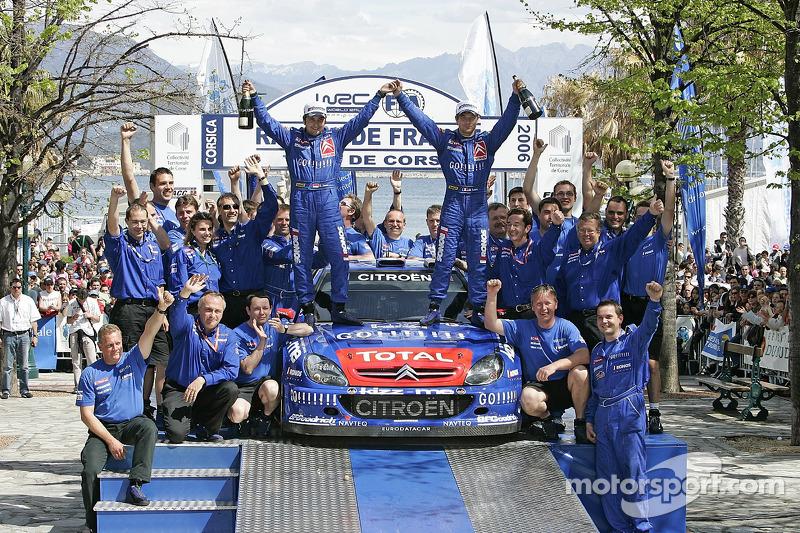 2006, Tour de Corse, Citroën Xsara WRC Kronos