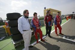 Nicolas Lapierre on the grid