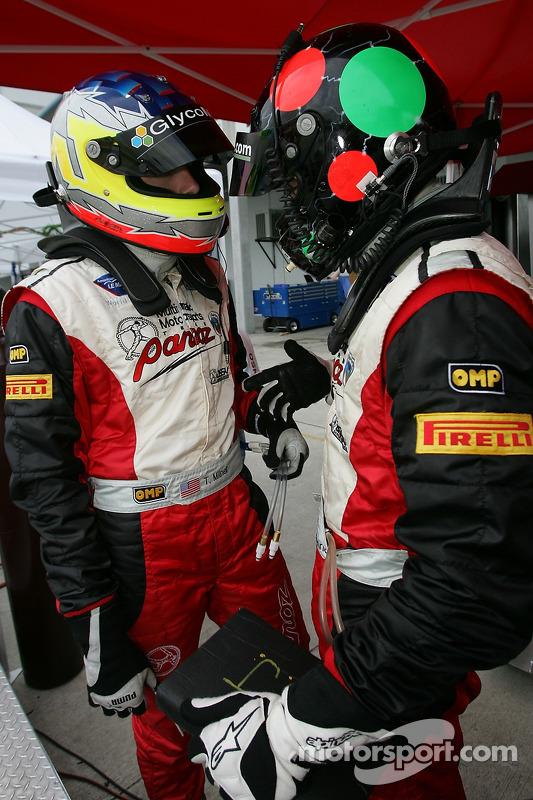 Tom Milner et Gunnar Jeannette