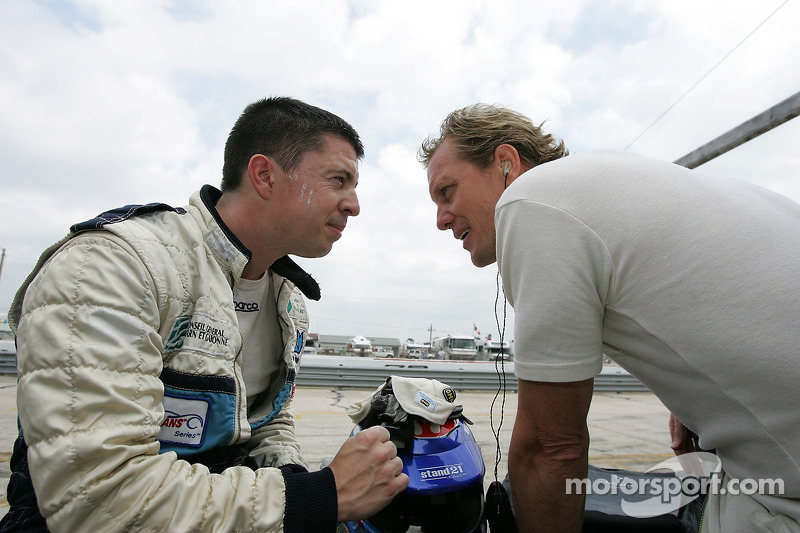 Jean-Philippe Belloc et Terry Borcheller