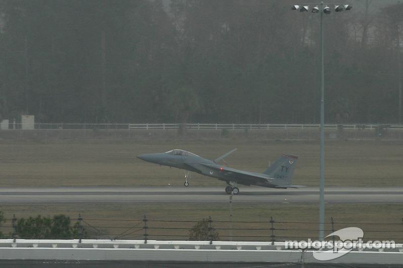 Atterrissage F15
