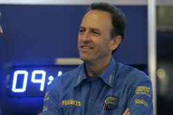 SWRT director of engineering Steve Farrell