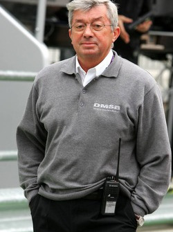 Roland Bruynseraede, Race Director DTM