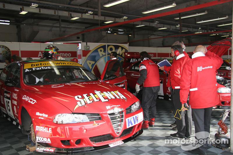 N.Technology Alfa Romeo 156
