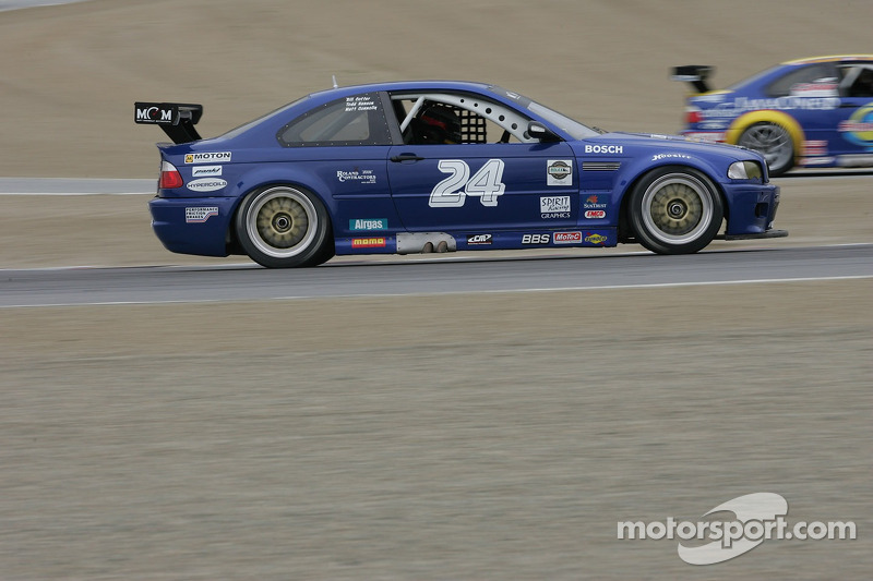 #24 Matt Connolly Motorsports BMW M3: Bill Cotter, Todd Hanson