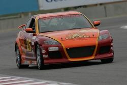#25 Roar Racing Mazda RX-8: Beau Buisson, Nick Gurucharri