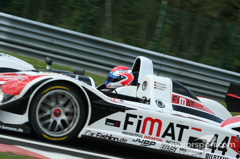 #44 Kruse Motorsport Courage C65-Judd: Jan-Dirk Lueders, Jens Petersen, Christopher Brück