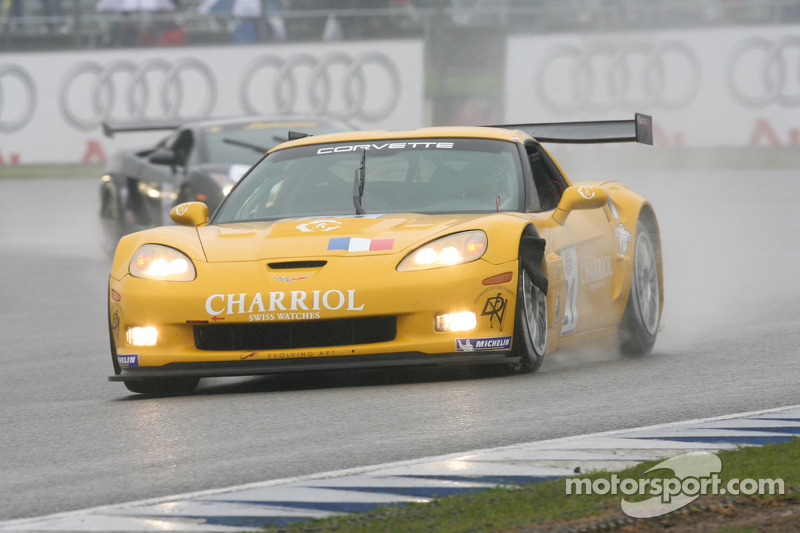 #21 Riverside Corvette Z06 GT3: Christopher Cambell, Phillipe Charriol