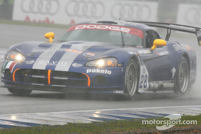 #28 Racing Box Dodge Viper Coupe: Bruno Corradi, Adriano Basso
