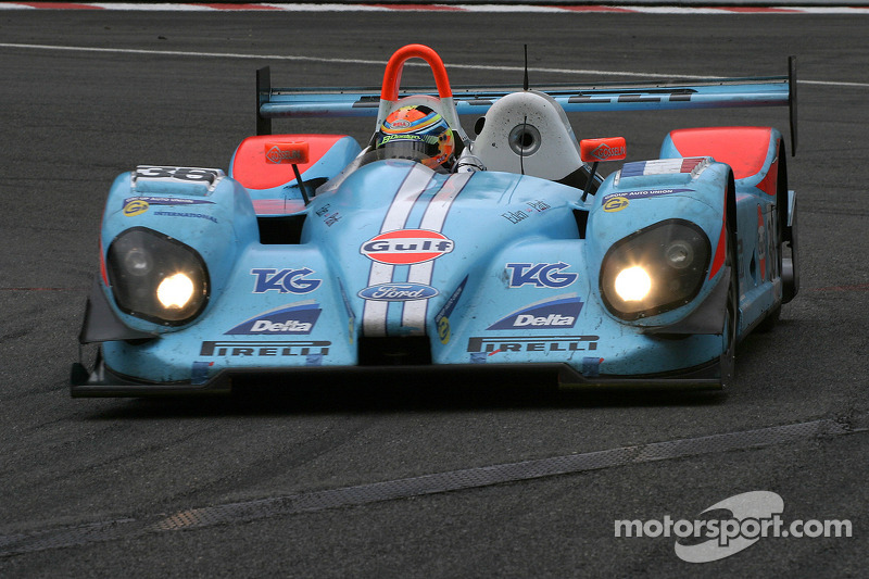 La Source -- #36 Paul Belmondo Racing Courage C65 - Ford: Claude-Yves Gosselin, Karim Ojjeh, Pierre Ragues