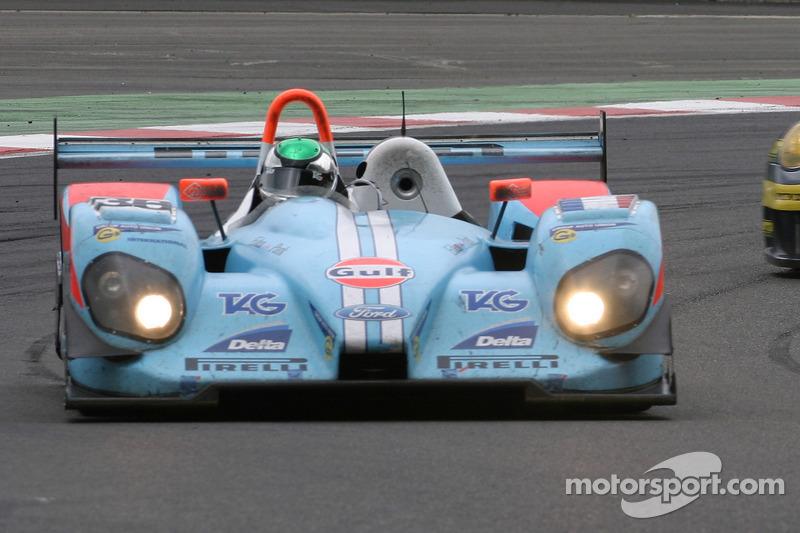 #36 Paul Belmondo Racing Courage C65 - Ford: Claude-Yves Gosselin, Karim Ojjeh, Pierre Ragues
