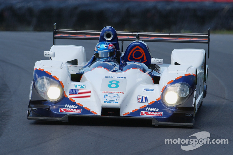 #8 B-K Motorsports Courage C65 Mazda: James Bach, Guy Cosmo