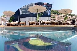 The Superman pool