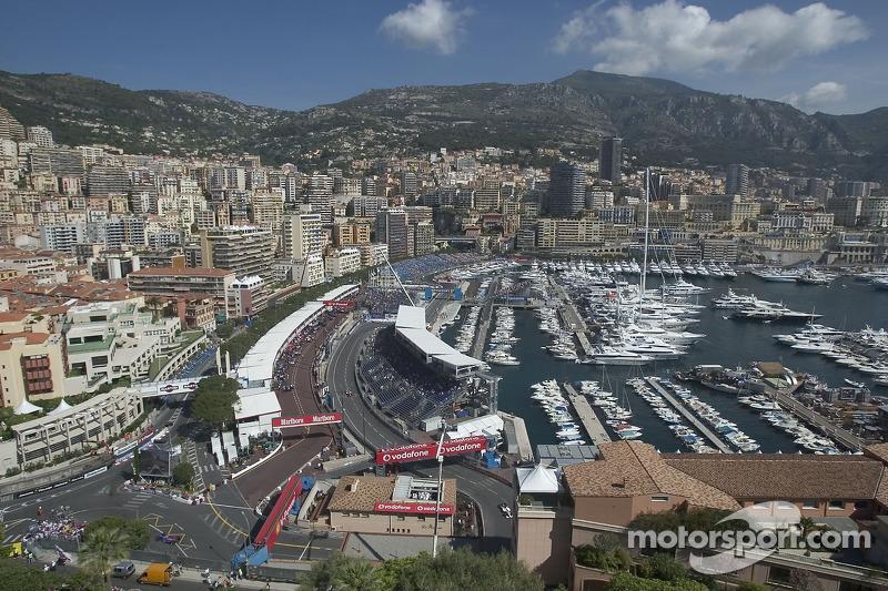 La GP2 Series à Monaco
